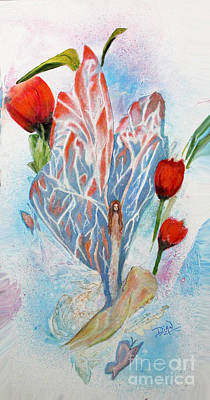 Painting - Rebirth by Dian Paura-Chellis