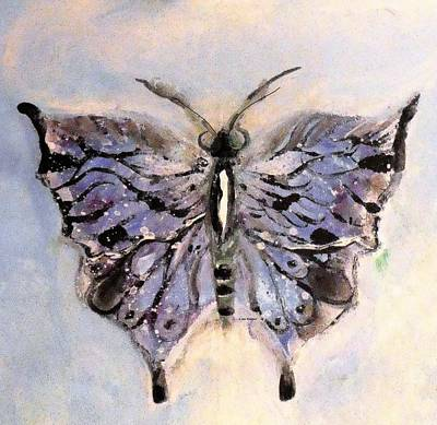 Digital Art - Butterfly Study By Lisa Kaiser by Lisa Kaiser