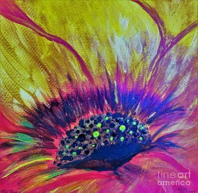 Disco Mixed Media - Butterfly Vision by Barbara Donovan