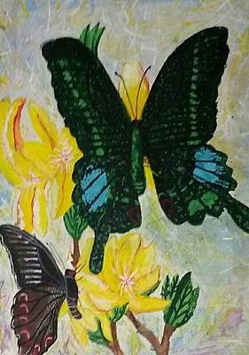 Painting - Butterfly Wonders by Joetta Beauford