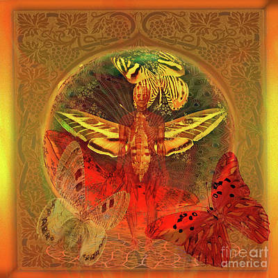 Butterflyman Solarlife Original by Joseph Mosley