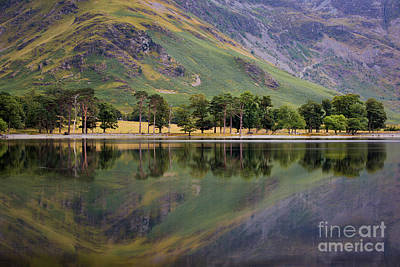 Fathers Day 1 - Buttermere Morning by Brian Jannsen