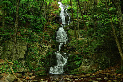 Photograph - Buttermilk Falls 4 by Raymond Salani III