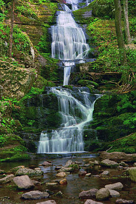 Photograph - Buttermilk Falls 5 by Raymond Salani III