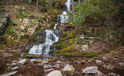 Buttermilk Falls Print by Kristopher Schoenleber