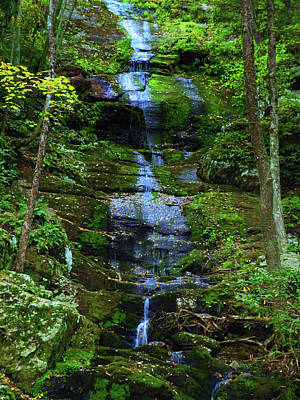Photograph - Buttermilk Falls by Raymond Salani III