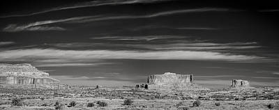 Buttes Of Moab Art Print