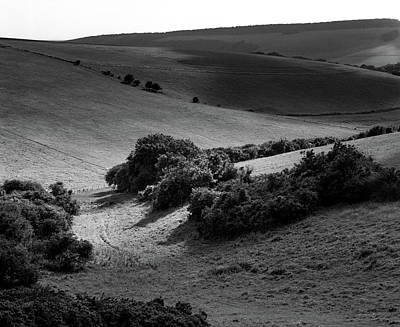 Photograph - Butts Brow, Sussex. by Will Gudgeon