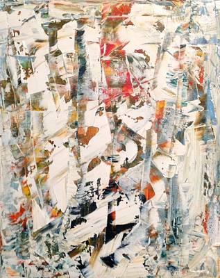 Painting - Bwf 1 by Desmond Raymond