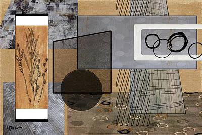 Alexander Calder Digital Art - By Design by Linda Dunn
