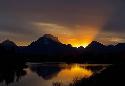 Photograph - By Oxbow Light... by Shari Sommerfeld