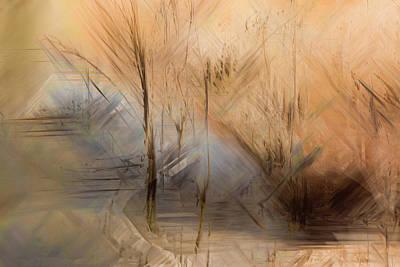 Photograph - By The Creek by Deborah Hughes