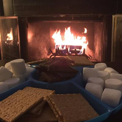 Smores Photograph - By The Fire by Kendall Tabor
