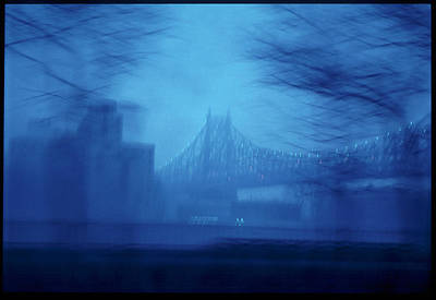 Photograph - By The Hudson N.y. by Werner Hammerstingl