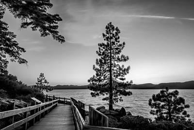 Photograph - Lake Walk by Maria Coulson