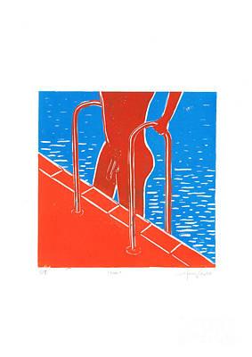 By The Pool Original by Spurv V