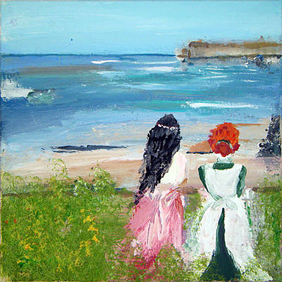 Painting - By The Shores By Colleen Ranney by Colleen Ranney