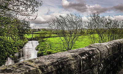 Photograph - By The Stream - County Fermanagh Northern Ireland by Lexa Harpell