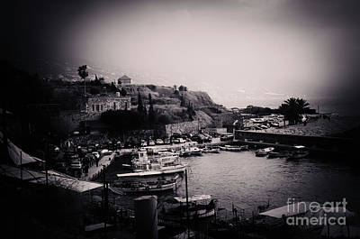 Photograph - Byblos - The Phoenician City by Aperturez - Mohamed Hassouneh Photography