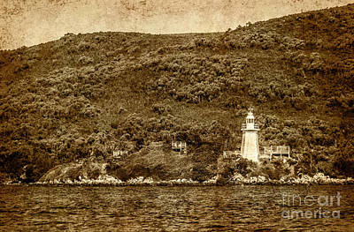 Photograph - Bygone Bonnet Island Lighthouse by Jorgo Photography - Wall Art Gallery