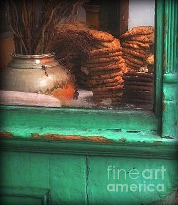Photograph - Bygone Days -bakery In Soho by Miriam Danar