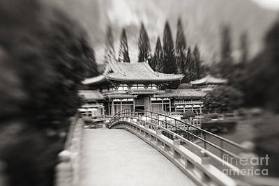 Byodo-in Temple Art Print by Ron Dahlquist - Printscapes