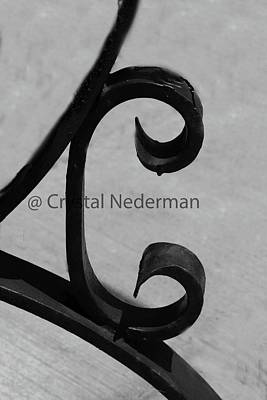 Photograph - C-1 Letter by Crystal Nederman