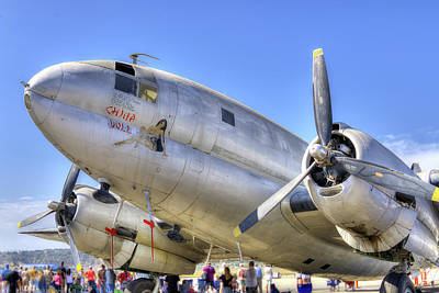 Photograph - C-46 by Joe  Palermo