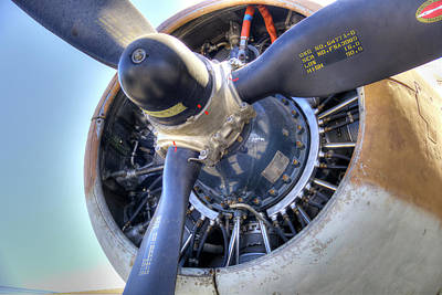 Photograph - C-47 by Joe  Palermo