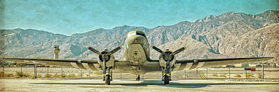 Photograph - C 47 Skytrain by Sandra Selle Rodriguez