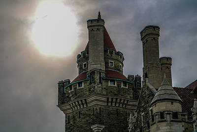 Photograph - Casa Loma Sun by Perggals - Stacey Turner