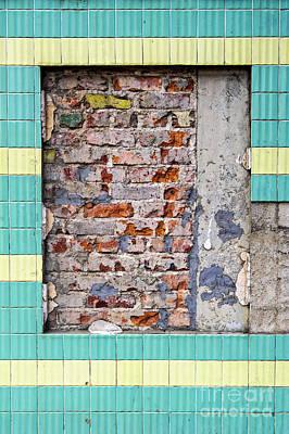 Mortar Photograph - C O S M E T I C S by Charles Dobbs