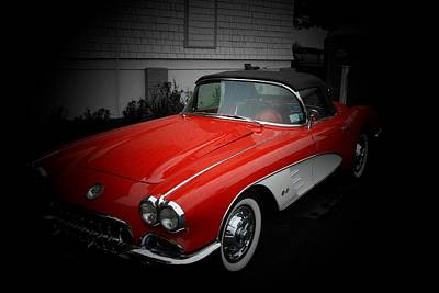 Photograph - C1 Corvette by John Schneider