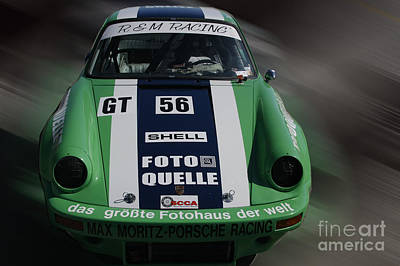 Porche Photograph - c11 by Tom Griffithe