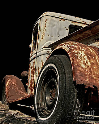 Old Trucks Photograph - C204 by Tom Griffithe