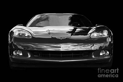 Photograph - C6 Corvette by Dennis Hedberg