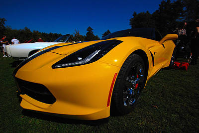 Photograph - C7 Stingray by John Schneider