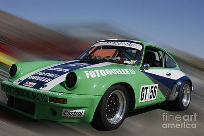 Porche Photograph - c9 by Tom Griffithe