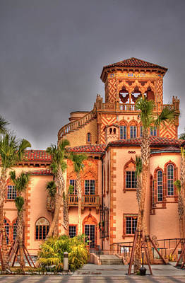 Ca Dzan Mansion South Art Print
