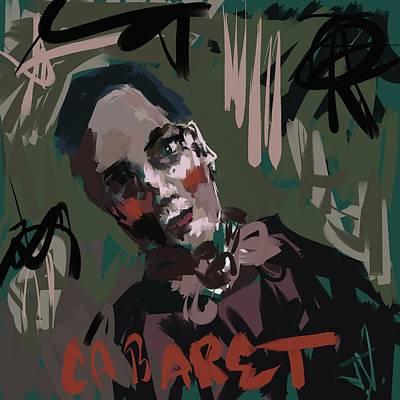 Digital Art - Cabaret by Jim Vance