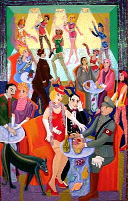 Cabaret Original by Maria Alquilar