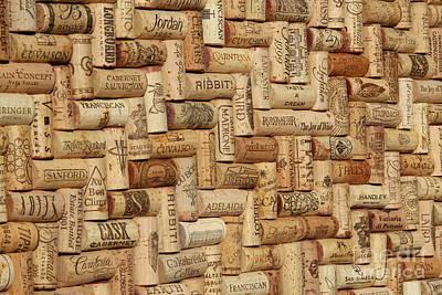 Wine Corks Photograph - Cabernet At It's Best by Anthony Jones