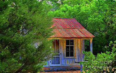 Photograph - Cabin 13318 by Ray Shrewsberry