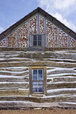 Photograph - Cabin - Homestead - National Monument by Nikolyn McDonald