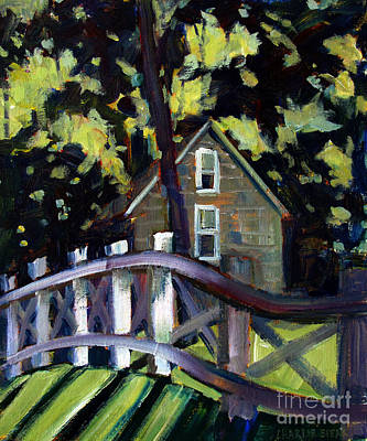 Cabin In The Woods Original by Charlie Spear