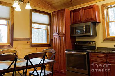 Photograph - Cabin Interior 1 by William Norton