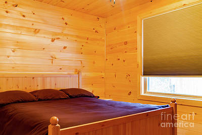Photograph - Cabin Interior 10 by William Norton