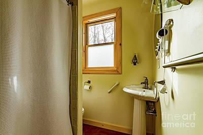 Photograph - Cabin Interior 16 by William Norton