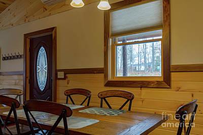 Photograph - Cabin Interior 2 by William Norton