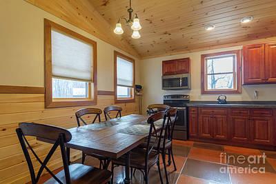 Photograph - Cabin Interior 22 by William Norton